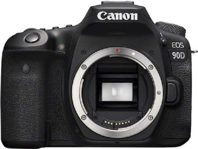 Appareil photo Reflex Canon EOS 90D Nu