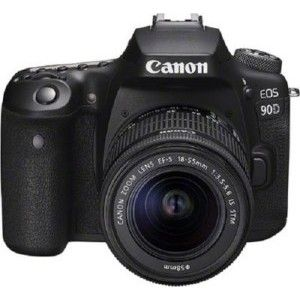 Appareil photo Reflex Canon EOS 90D + EF-S 18-55mm IS STM