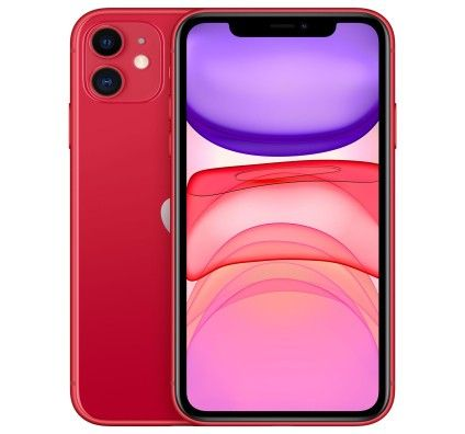 Apple iPhone 11 64 Go (PRODUCT)RED