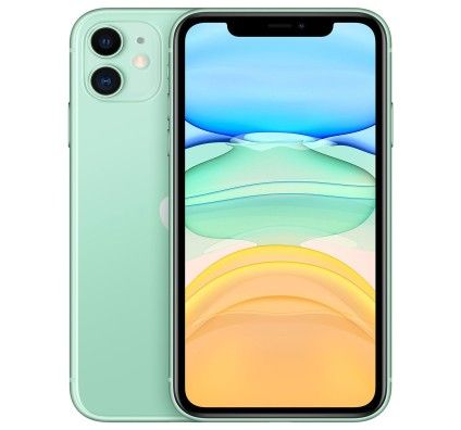 Apple iPhone 11 256 Go Vert