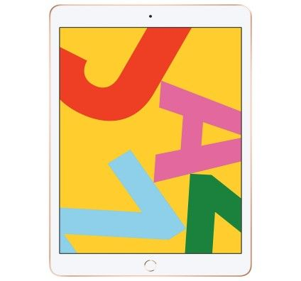 Apple iPad 10.2 pouces Wi-Fi 128 GB Or