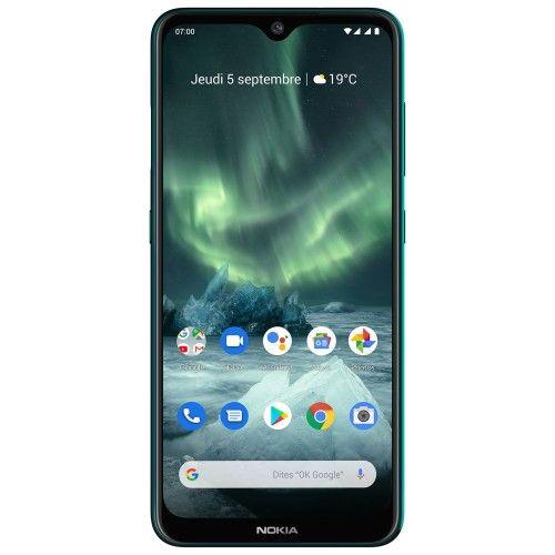 Nokia 7.2 Vert (6 Go / 128 Go)