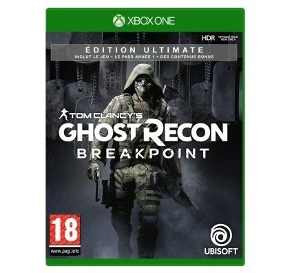 Tom Clancy's Ghost Recon : Breakpoint - Ultimate Edition (Xbox One)