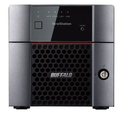 Buffalo TeraStation TS3210DN 8 To (2x4To)