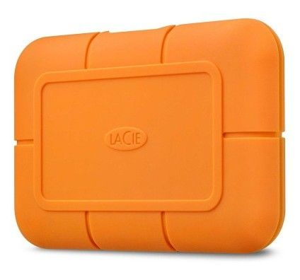 LaCie Rugged USB-C SSD 1 To