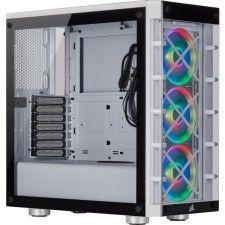 Corsair iCUE 465X RGB WHITE