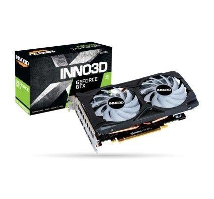 INNO3D GeForce GTX 1660 SUPER TWIN X2 OC RGB