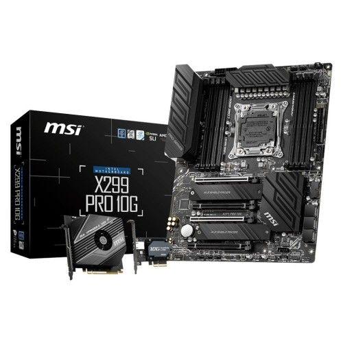 MSI X299 10G