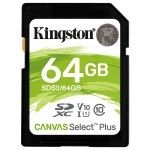 Kingston Canvas Select Plus SDS2/64GB
