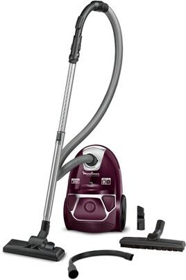 "Moulinex Aspirateur avec sac Moulinex COMPACT POWER ""HOME & CAR"" MO3969PA"