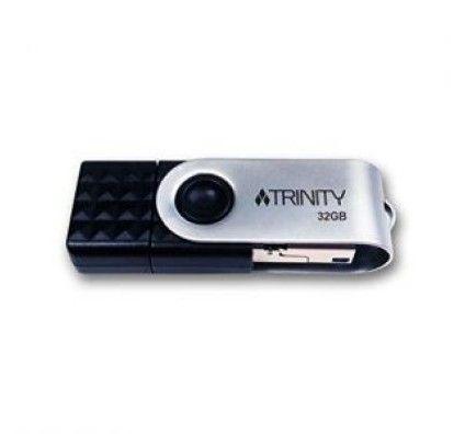 Patriot Pef32Gtri3Usb Trinity 32 Go USB 3.1