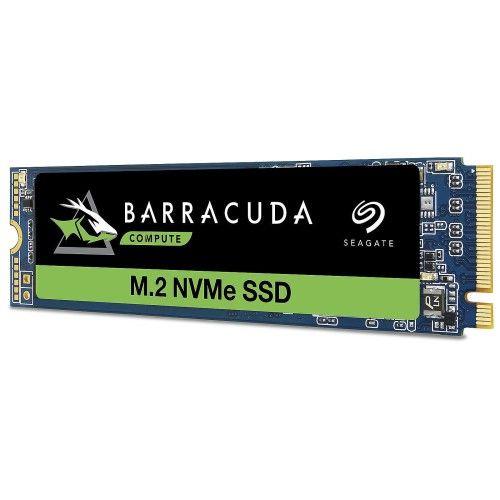 Seagate SSD BarraCuda 510 M.2 PCIe NVMe 500 Go (ZP500CM3A001)