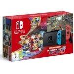 Nintendo Switch v2 + Joy-Con droit et gauche (gris) + Mario Kart 8 Deluxe