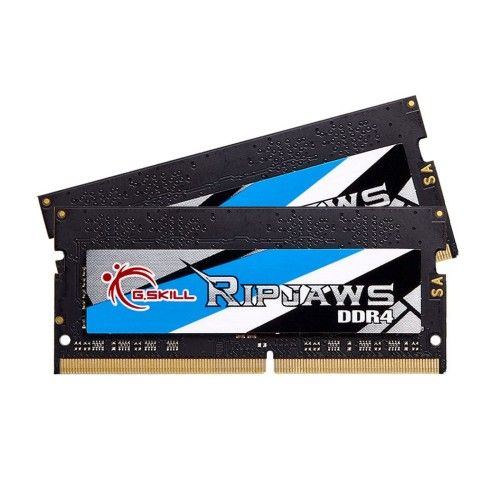 G.Skill RipJaws Series SO-DIMM 64 Go (2x32Go) DDR4 2666 MHz CL18