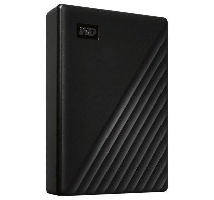 WD My Passport 4 To Noir (USB 3.0) - WDBPKJ0040BBK-WESN