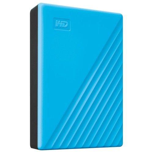 WD My Passport 4 To Bleu (USB 3.0) - WDBPKJ0040BBL-WESN
