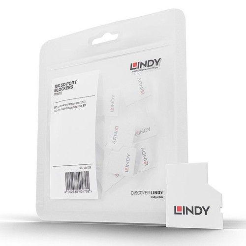 Lindy 10 verrous pour ports SD