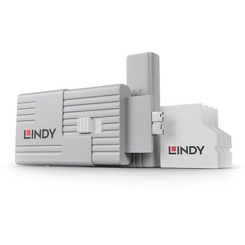 Lindy Kit de blocage pour ports SD