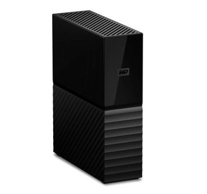 WD My Book (New) 12 To (USB 3.0)