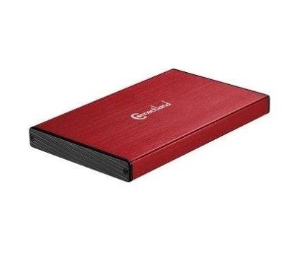 Boîtier externe 2.5'' SATA USB v3.0 2612 RED