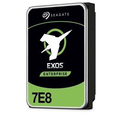 Seagate Exos 7E8 3.5 HDD 4 To (ST4000NM003A)