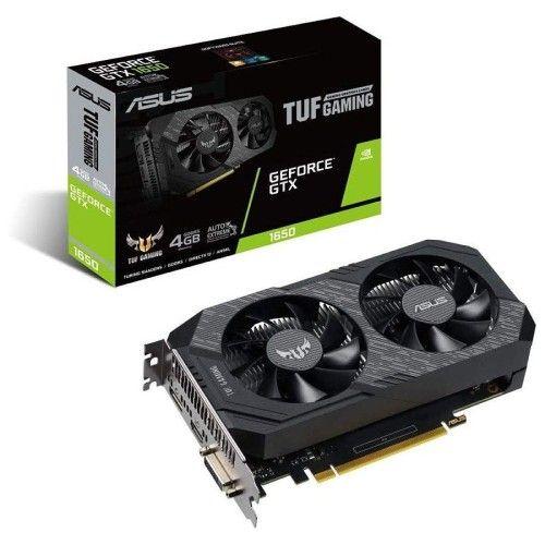 Asus GeForce GTX 1650 TUF-GTX1650-4G-GAMING