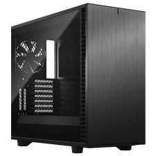 Fractal Design Define 7 TG Dark Noir