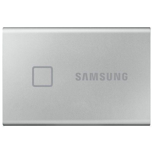 Samsung Portable SSD T7 Touch 2 To Argent