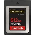 SanDisk Extreme Pro CFexpress Type B 512 Go