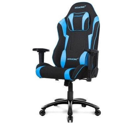 AkRacing Core EX-Wide Special Edition (noir/bleu)