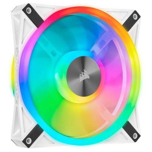 Corsair QL Series QL140 RGB blanc