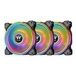 Thermaltake Riing Quad 12 RGB Radiator Fan TT Premium Edition