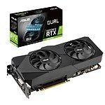 Asus GeForce RTX 2060 SUPER DUAL-RTX2060S-8G-EVO-V2