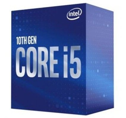 Intel Core i5-10400 (2.9 GHz / 4.3 GHz)