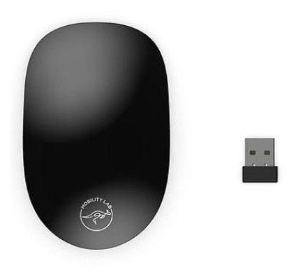 Mobility Lab Slide Mouse (Noir)