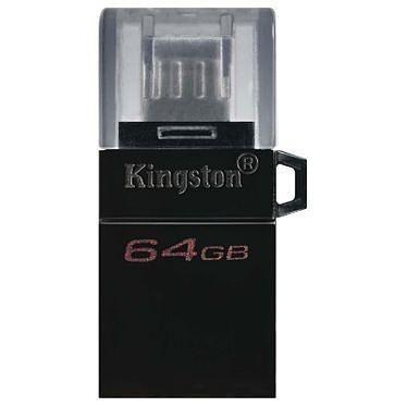 Kingston DataTraveler microDuo 3.0 G2 64 Go