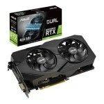 Asus GeForce RTX 2060 DUAL-RTX2060-O6G-EVO