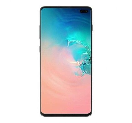 Samsung Galaxy S10+ Duos (G975F/DS) 128Go blanc prisme