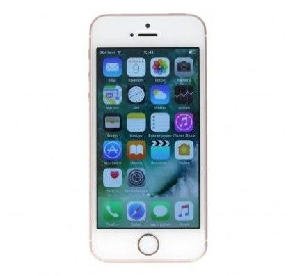 Apple iPhone SE 128Go or/rose