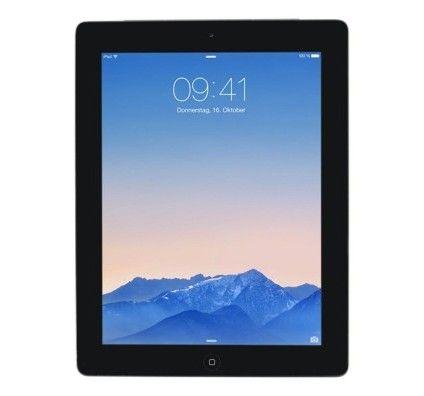 Apple iPad 4 WiFi (A1458) 16Go noir