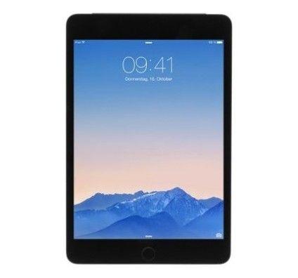 Apple iPad mini 4 WiFi +4G (A1550) 64Go gris sidéral