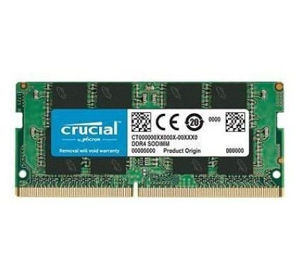 Crucial SO-DIMM DDR4 32Go 3200 MHz CL22 DR X8