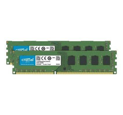 Crucial DDR4 64 Go (2x32Go) 2666 MHz CL19 DR X8