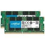 Crucial SO-DIMM DDR4 64 Go (2x32Go) 2666 MHz CL22 DR X8