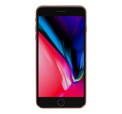 Apple iPhone 8 Plus 256Go rouge