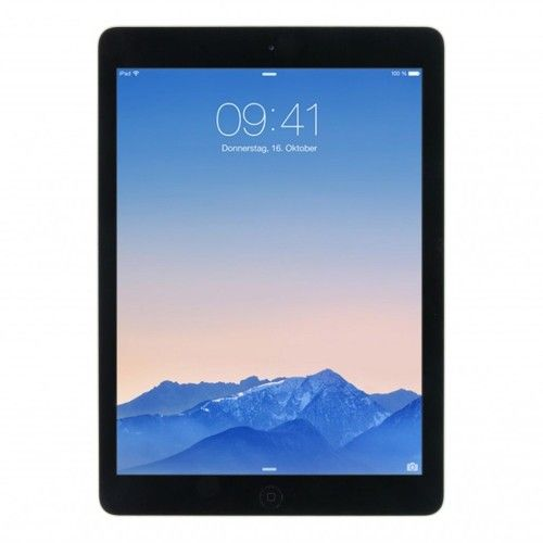 Apple iPad Air WiFi +4G (A1475) 128Go gris sidéral