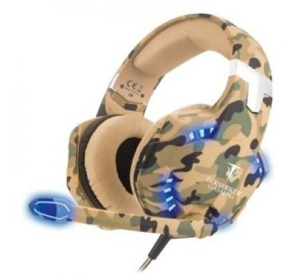 Casque de jeu ARMY-ASK Berserker Gaming