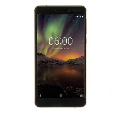 Nokia 6.1 Dual-Sim 32Go noir