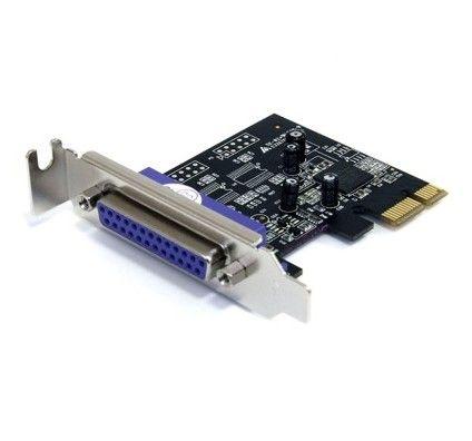 StarTech.com Carte adaptateur PCI Express vers port parallèle - PEX1PLP