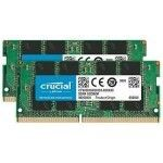 Crucial SO-DIMM DDR4 16 Go (2x8Go) 2666 MHz CL19